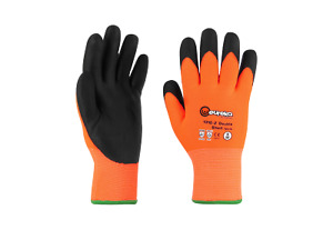 Eureka Safety 1310 2 Double Shell Insulated Winter Work Gloves New