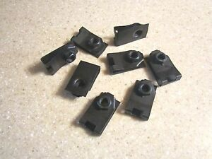 New Take Off Ford Superduty Bed Bolt Clips Truck Bed Bolt Clips 8 Pcs Super Duty