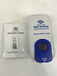 Clorox Hands free Sanitizer Dispenser Wall Mount New