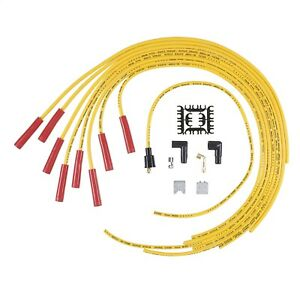 Accel 5040y Universal Fit Spark Plug Wire Set