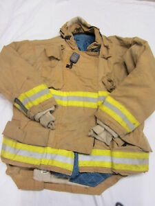 Size 48 Morning Pride Fire Fighter Turnout Jacket 2008 Vgc