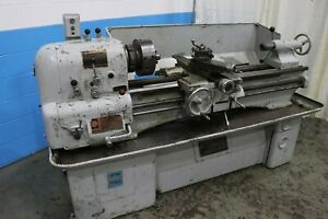 15 X 48 Clausing Colchester Engine Lathe Stock 73511