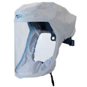 Face Seal Hood And Head Harness Niosh Certified For Use With Rpb Px5 Papr