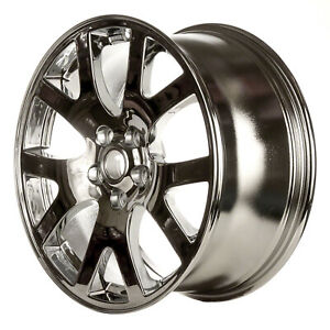 72204 Refinished Land Rover Range Rover 2008 2013 19 Inch Wheel Chrome
