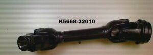 New Oem Mower Drive Shaft Assembly Fits Kubota Zd321 With Rck60p Mower Deck