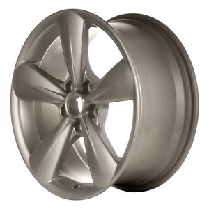 03907 Refinished Ford Mustang 2013 2014 18 Inch Wheel Rim Oe