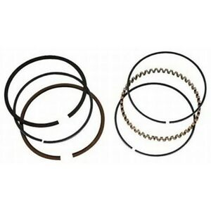 Total Seal T3055 035 Chevy 305 Ts1 Gapless 2nd Piston Rings Style E