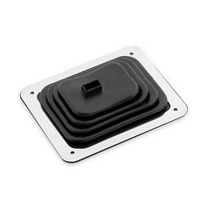 Mr Gasket 9648 Shifter Boot Small 3 1 2 In X 4 1 2 Inch