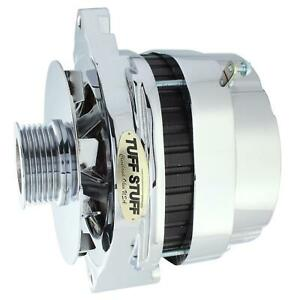 Tuff Stuff 8173ne 1989 95 Gm Alternator 250 Amp Chrome