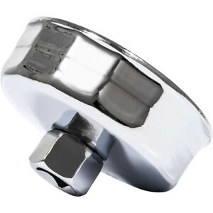 Stainless Steel 74mm Oil Filter Wrench Cap Tool For Audi Vw Mercedes Benz Mazda