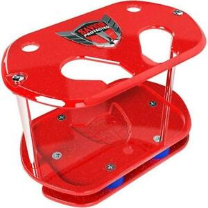 Savior Products Sc o34 r Show Case Battery Box Optima 34 Red