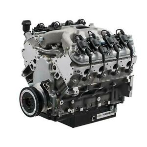 Speedway Racing Gm Ls Circle Track Crate Engine Ct525 Dynoed