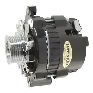 Tuff Stuff 7937bst6g Gm Racer Alternator 1 Wire Oem Hookup Blk