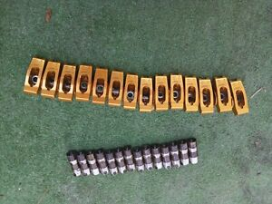 Crane Roller Rocker Arms 7 16 Stud Sbc Bbc 14 With 14 Roller Lifters