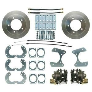 Speedway 9 In Ford Truck Rear End Disc Brake Kit