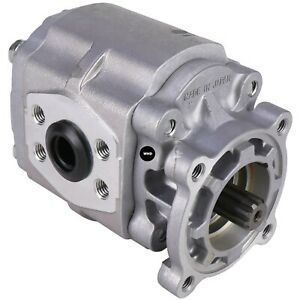 Hydraulic Pump New For New Holland Tc40da Compact Tractor