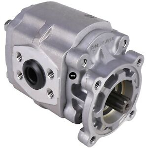 Hydraulic Pump New For New Holland Tc45da Compact Tractor