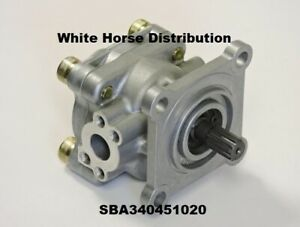 Power Steering Pump New For Case Ih Farmall 55