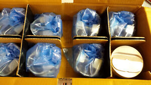 L2304f 030 Over 350 Chevy Dome Forged Pistons 100 Dome