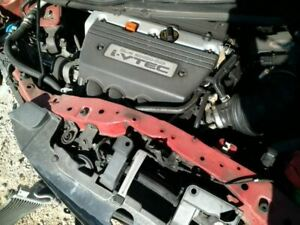 Engine 2 4l Vin 4 6th Digit Coupe Si Fits 12 15 Civic 71415