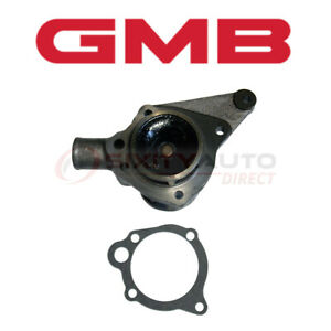 Gmb Water Pump For 1972 1981 Mg Mgb 1 8l L4 Engine Cooling Sending Rp