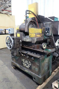 Heald Model 261 Rotary Surface Grinder Yoder 73215