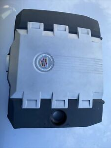 2008 2013 Cadillac Cts Upper Engine Cover Oem