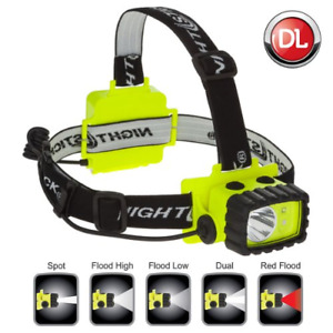Nightstick Xpp 5456g Intrinsically Safe Permissible Dual light Multi function