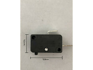 Brand New Defond Dmc 1115 Micro Limit Switch 2 Pins 15a 250vac Normally Closed