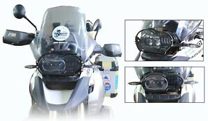 Cpowac Led Headlight Assembly Fit For Motorcycle Bmw R1200gs Adventure 04 12