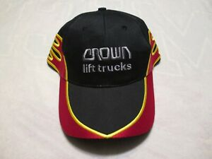 Crown Forklift Lift Trucks Industrial Warehouse K Products Hat Cap New