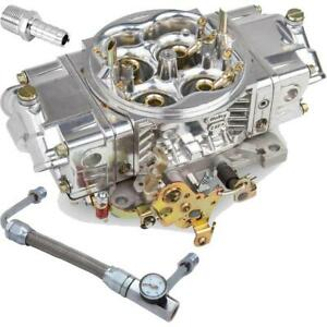 Holley 0 82651sa 650cfm Alum Street Hp Carb With4150 Dual Feed Line
