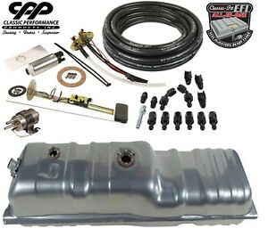 1982 91 Chevy C10 K10 Long Bed Ls Efi Fuel Injection Gas Tank Fi Conversion Kit