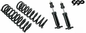 Mustang Ii 425lb Ifs Front Suspension Coil Spring Shock Kit