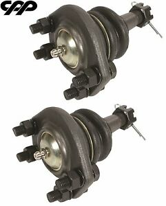 1968 74 Chevy Ii Nova Upper Control Arm Ball Joints Front Suspension Pair New
