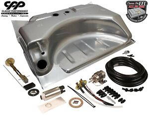 1966 67 Dodge Charger Plymouth Gtx Efi Fuel Injection Gas Tank Conversion Kit