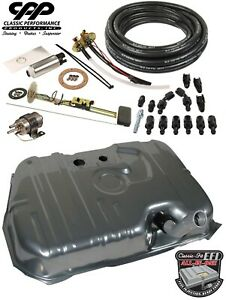 1978 88 Chevy Monte Carlo Ls Efi Fuel Injection Gas Tank Conversion Kit 90ohm
