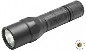 Surefire Tactical Tailcap Flashlight G2X Single Output LED 600 Lumens Black $75.13