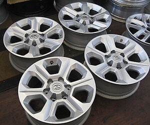 2000 2006 Toyota Tundra Factory Original Oem 17 Inch Alloy Wheels Rims 75153