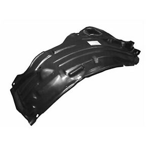 In1250104 New Replacement Inner Fender Front Driver Side 63843eg000