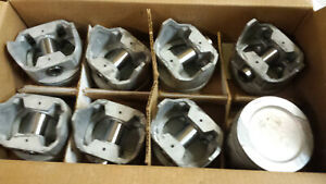 400 Ford Pistons Cast Standard Bore Set Of 8