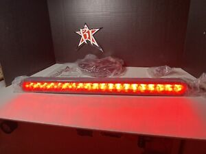 Rigid Industries Sr 20 Red Led Flood 20 Light Bar