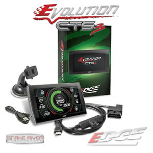Edge Evolution Cts 3 Tuner For 2003 2014 Dodge Ram Jeep Chrysler Gas Vehicles