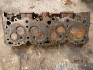 Cylinder Head 333 For 409 348 Engine Chevrolet Gmc Heavy Truck W Block