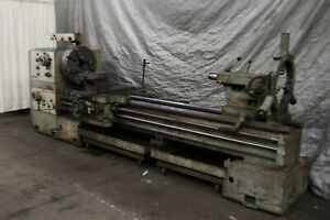 31 X 100 Summit Gap Bed Engine Lathe Yoder 73317