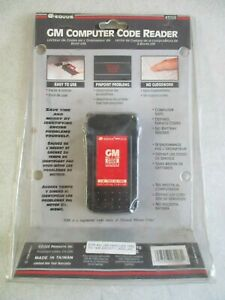 Gm Computer Code Reader For Gm Vehicles 1982 1995 Except Cadillac Mib