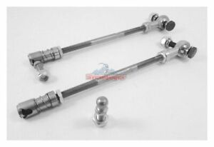Steinjager Quick Disconnect Rear Sway Bar End Links no Lift Jeep Tj J0031038