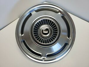 Mint Condition Nos 1970 Ford Galaxie 500 Ltd 15 Hubcaps