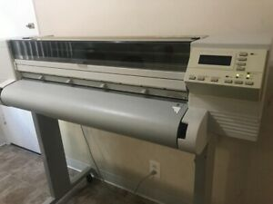 Plotter Printer Hp C2859a Designjet 650c Color