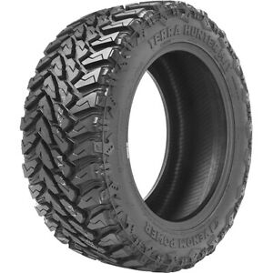 4 New Venom Power Terra Hunter M t Lt35x12 50r20 Tires 35125020 35 12 50 20